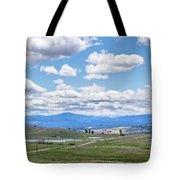 Near Princeton British Columbia Tote Bag