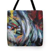 nebula X Tote Bag