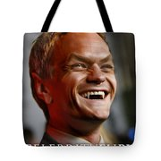 Neil Patrick Harris Tote Bag