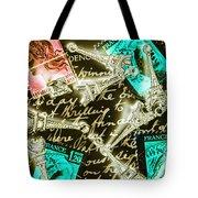 Neo Romantics Tote Bag