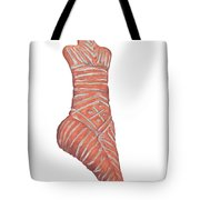Neolithic Venus Mother Goddess Tote Bag