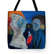 Never Never Land Tote Bag