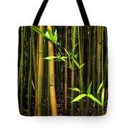 New Bamboo Shoot Tote Bag