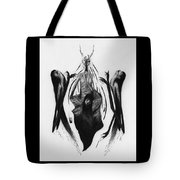 New Darkness - Artwork Tote Bag by Ryan Nieves