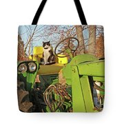 New Hired Hand Tote Bag