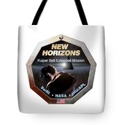 New Horizons Extended Mission Logo Tote Bag