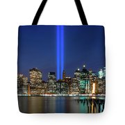 New York City 9/11 Commemoration  Tote Bag
