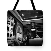 New York, New York 13 Tote Bag by Ron Cline