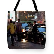 New York, New York 29 Tote Bag by Ron Cline