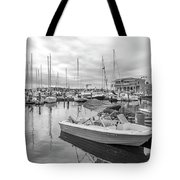 Newport Rhode Island Harbor Tote Bag
