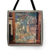 Ngoma Lady Tote Bag