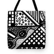 Night And Day 5 Tote Bag