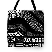 Night And Day 6 Tote Bag