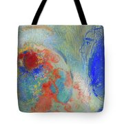 Night And Day Cardboard Tote Bag