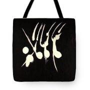 Night Dance Tote Bag