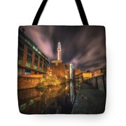 Nightly Communications Tote Bag