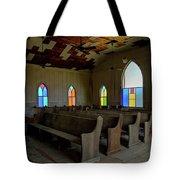 No More Sermons  Tote Bag