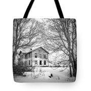 No One Home Tote Bag by Kendall McKernon