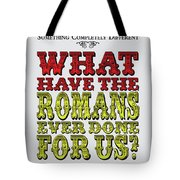 No04 My Silly Quote Poster Tote Bag