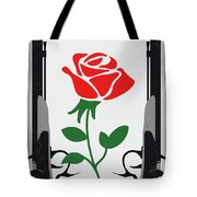 No1019 My Barry Lyndon Minimal Movie Poster Tote Bag