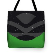 No1067 My Flight Of The Navigator Minimal Movie Poster Tote Bag