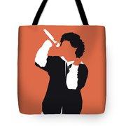 No223 My Bruno Mars Minimal Music Poster Tote Bag