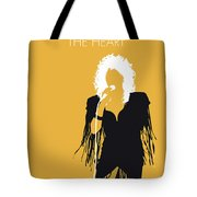 No264 My Bonnie Tyler Minimal Music Poster Tote Bag