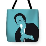 No265 My Ben E King Minimal Music Poster Tote Bag