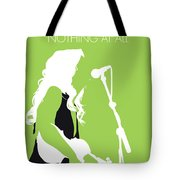 No276 My Alison Krauss Minimal Music Poster Tote Bag