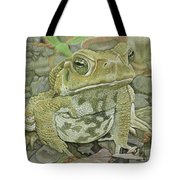 Noble Toad Tote Bag