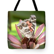 Nose In The Air Tote Bag by Sally Sperry