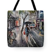 Nothing Better Than The Bad Weather Tote Bag
