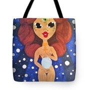 Nubian Epiphany  Tote Bag