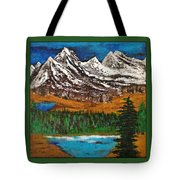 Number Four - Call Of The Wild Tote Bag
