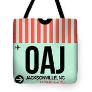 Oaj Jacksonville Luggage Tag I Tote Bag