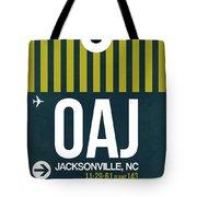Oaj Oaj Jacksonville Luggage Tag I Luggage Tag I Tote Bag