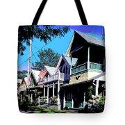 Oak Bluffs Martha's Vineyard Tote Bag