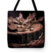 Oak Tree Still Life Tote Bag
