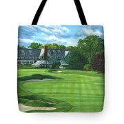 Oakmont Country Club Tote Bag