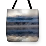 Obscured By Clouds Tote Bag