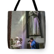 Observers Tote Bag