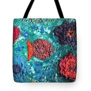 Ocean Emotion - Pintoresco Art By Sylvia Tote Bag