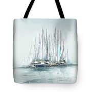 Oceana Idyll Tote Bag by Gina Harrison