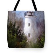 Ocracoke Light Tote Bag