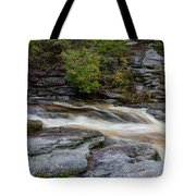 October Morning On The Peterskill II Tote Bag