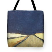 October Night Fields Tote Bag