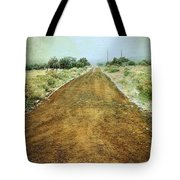 Ode To Country Roads Tote Bag