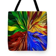 Of Primary Concern Tote Bag by David Manlove