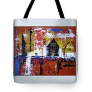 Off Some Forgotten Highway Tote Bag