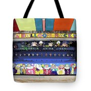 Off To The Races  Tote Bag